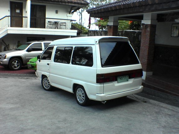 Another my_liteace 1989 Toyota HiAce post... - 8114762