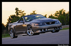mr12psi 2001 Saleen Mustang