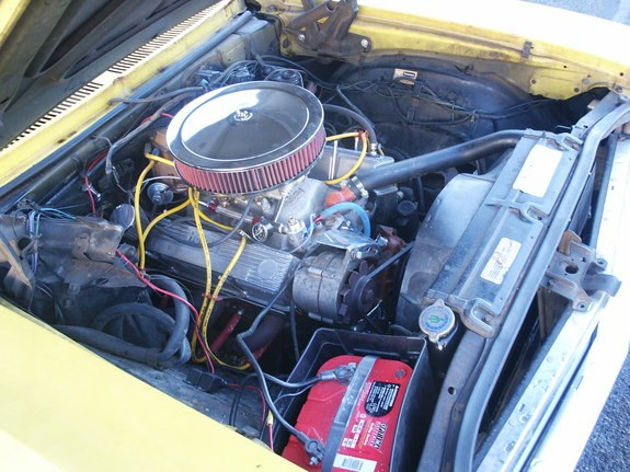 Another morepower71 1971 Chevrolet Nova post... - 8118287
