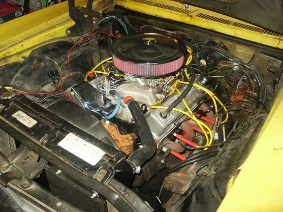 Another morepower71 1971 Chevrolet Nova post... - 8118291