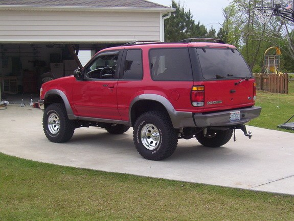 Jamieh560 1997 Ford Explorer Specs Photos Modification Info At