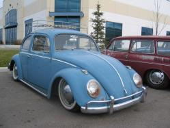 lowlife_mikes 1963 Volkswagen Beetle