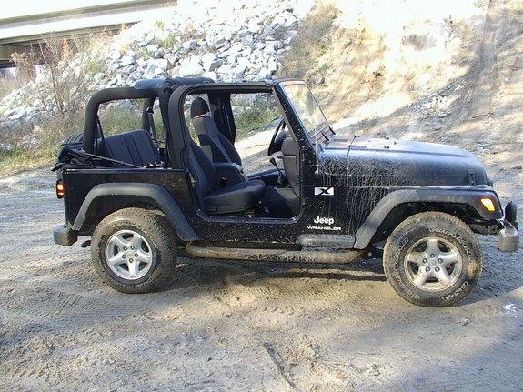 Another bigtnew 2005 Jeep Wrangler post... - 8496905