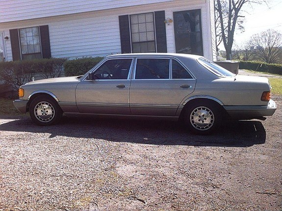 Another LawJet 1987 Mercedes-Benz S-Class post... - 8119330