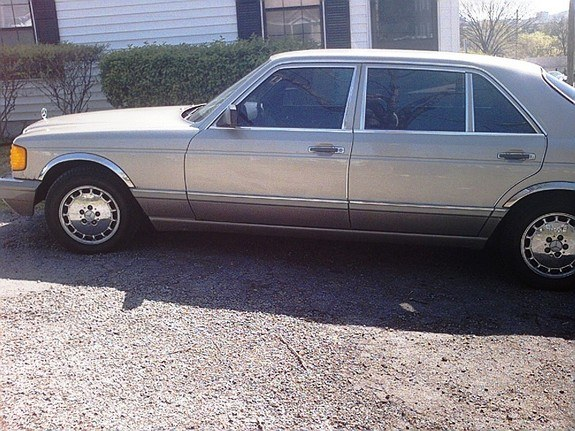 Another LawJet 1987 Mercedes-Benz S-Class post... - 8119332
