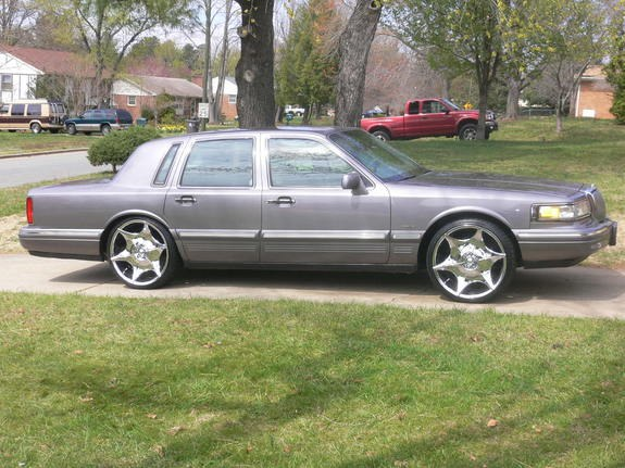 Slizzard 1996 Lincoln Town Car Specs Photos Modification Info At