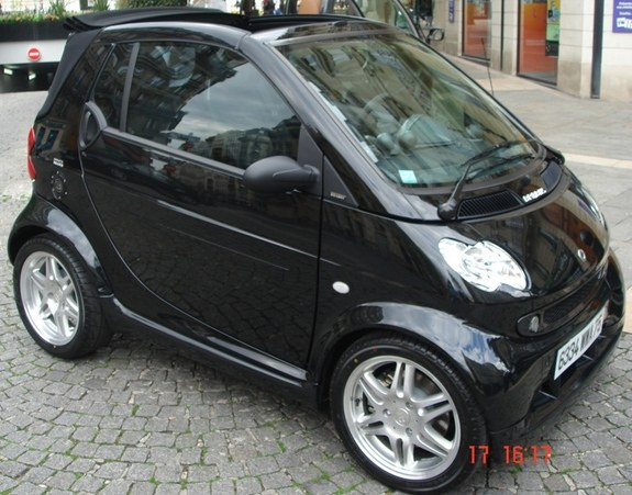 Clsamg 2006 Smart Fortwo Specs  Photos  Modification Info
