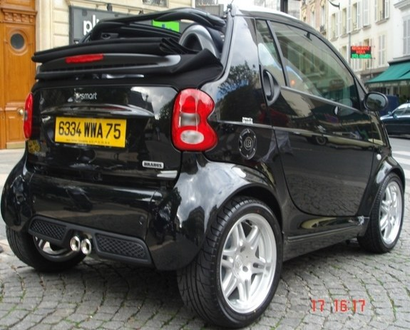 Bmw M6 0 60 >> clsamg 2006 Smart Fortwo Specs, Photos, Modification Info ...