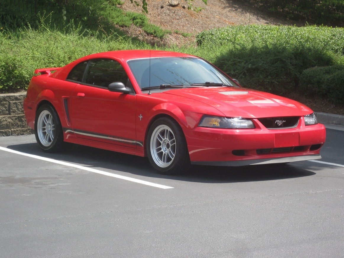 Ironsoldier 2002 ford mustang specs photos modification - Mustang modification ...