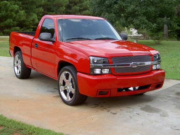 2005 chevy silverado ss regular cab. Black Bedroom Furniture Sets. Home Design Ideas