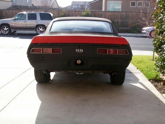 Another 053002 1969 Chevrolet Camaro post... - 8121529