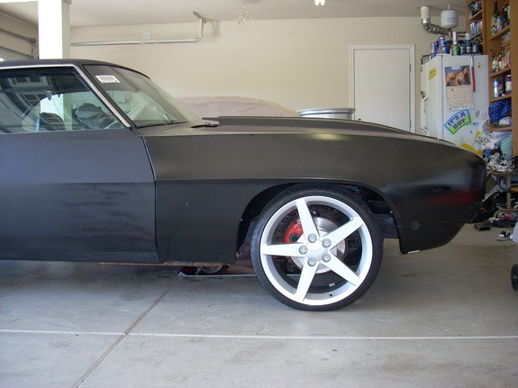 Another 053002 1969 Chevrolet Camaro post... - 8121569