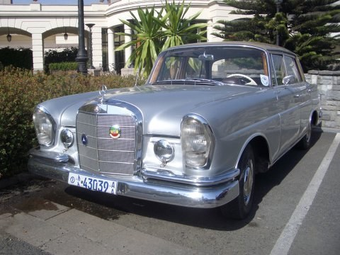 Another yabooya 1965 Mercedes-Benz S-Class post... - 8127679