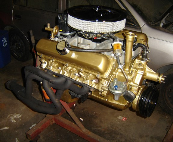 Engine Paint Question Forums At Modded Mustangs