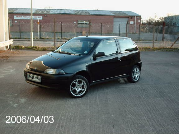puntoswales 1996 fiat punto specs photos modification info at cardomain. Black Bedroom Furniture Sets. Home Design Ideas