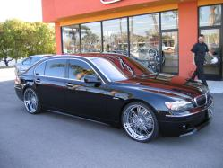WALD221s 2006 BMW 7 Series