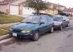 TeamCynical 1996 Ford Aspire