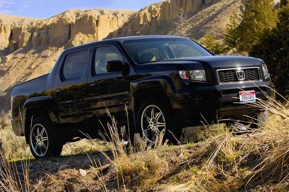 Image Result For Honda Ridgeline With Mud Tires