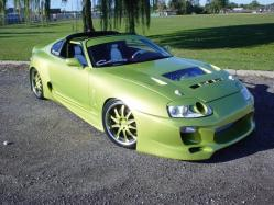 MonsterSupras 1998 Toyota Supra