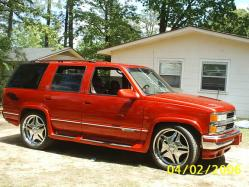 stratus4mes 1996 Chevrolet Tahoe