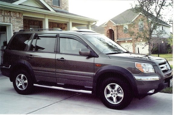mikeyap03 2006 Honda Pilot Specs, Photos, Modification Info at CarDomain
