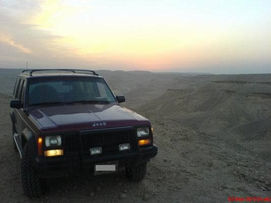 Gabroxy 1994 Jeep Cherokee