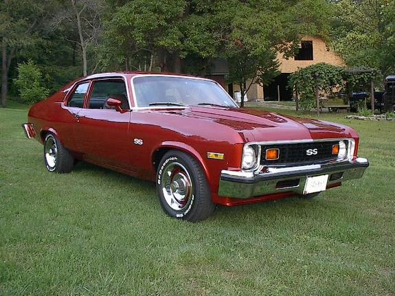 PowerMax73 1973 Chevrolet Nova