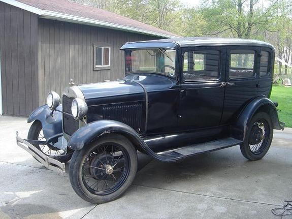 Nsh1957 1929 ford model a specs photos modification info for 1929 ford model a 4 door sedan