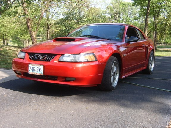 Another 2psycho4u 2001 Ford Mustang post... - 8130948