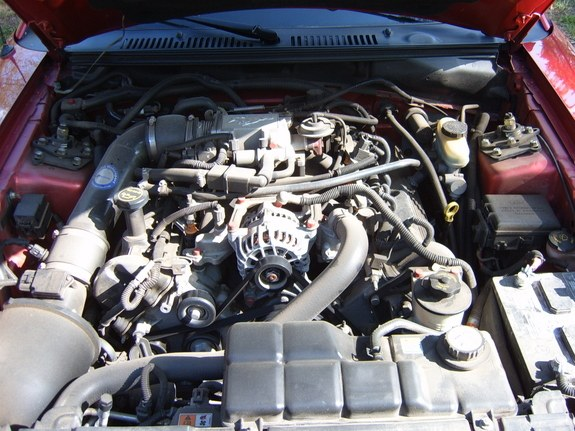 Another 2psycho4u 2001 Ford Mustang post... - 8130951