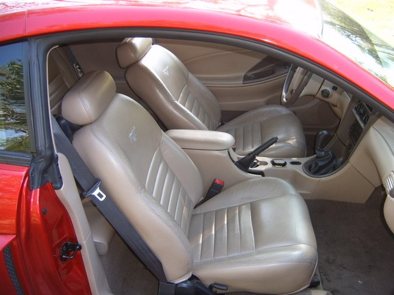 Another 2psycho4u 2001 Ford Mustang post... - 8130952