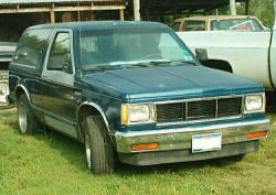 BassMaster5501s 1985 GMC Jimmy