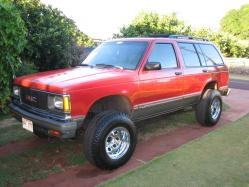 west_side_rydas 1994 GMC Jimmy
