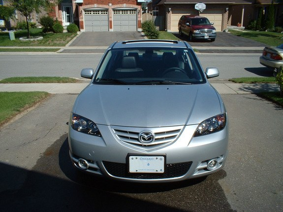 Another JasonP29 2005 Mazda MAZDA3 post... - 8135764