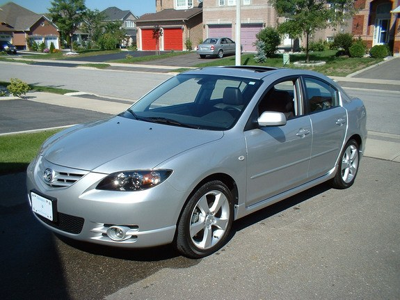 Another JasonP29 2005 Mazda MAZDA3 post... - 8135770