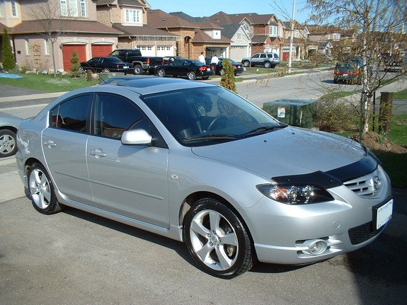 Another JasonP29 2005 Mazda MAZDA3 post... - 8135775