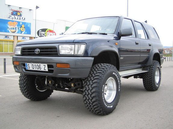fakoo 1992 toyota 4runner specs photos modification info. Black Bedroom Furniture Sets. Home Design Ideas
