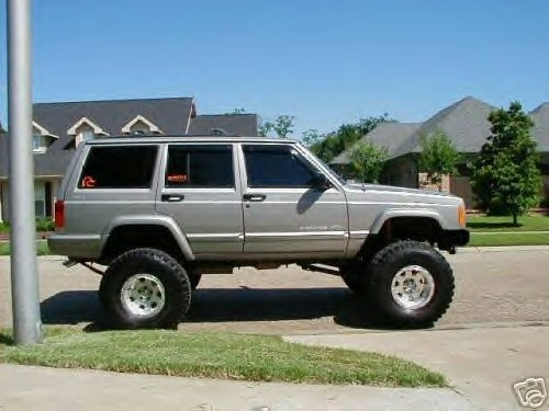 Stouttrout 2000 Jeep Cherokee 8138030