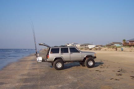 Stouttrout 2000 Jeep Cherokee 8138035