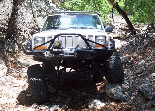 Stouttrout 2000 Jeep Cherokee 8138042