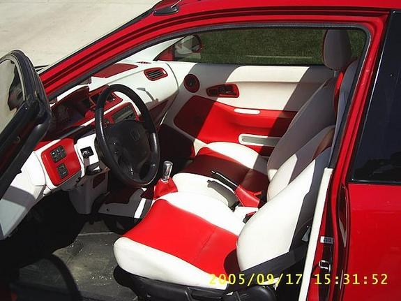 Forcefed 24 1995 Honda Civic Specs  Photos  Modification
