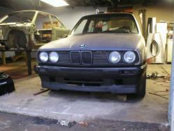 E30Mikes 1988 BMW 3 Series
