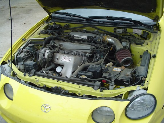 1994 Toyota Celica Engine - Interior Pics This Page Is Of My Cars Interior With No Modifications Done To It - 1994 Toyota Celica Engine