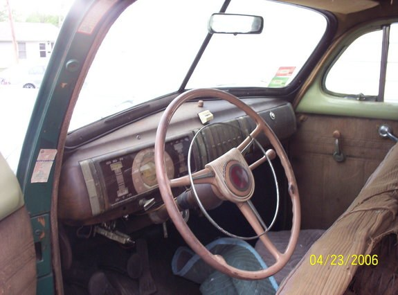Another chaus10 1940 DeSoto Deluxe post... - 8141326