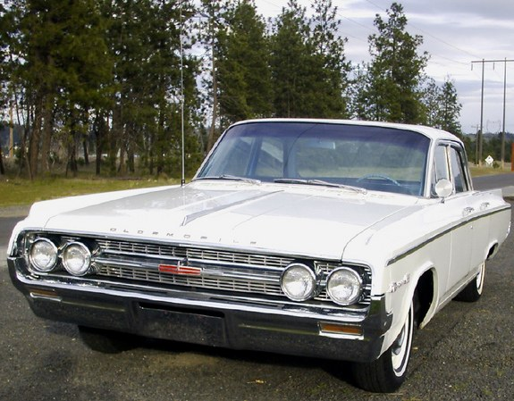 Another rocket88olds 1964 Oldsmobile 88 post... - 8145602