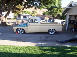 sixty5chvyonairs 1965 Chevrolet C/K Pick-Up