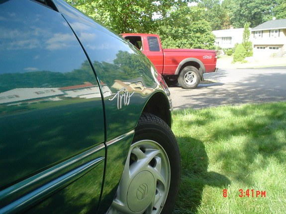 Another 97tracerlstrio 1997 Mercury Tracer post... - 8148815