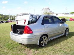 humilde37s 2005 Suzuki Aerio