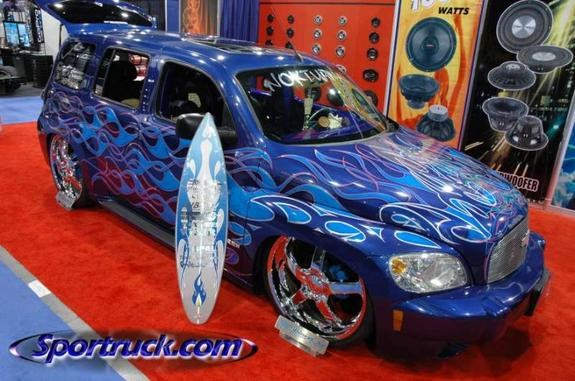 hhr custom paint jobs