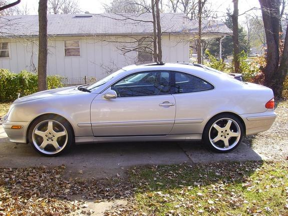 Gixxerphreak 2002 Mercedes Benz Clk Class Specs Photos